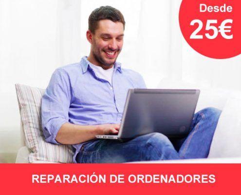 Reparación de portátiles y ordenadores
