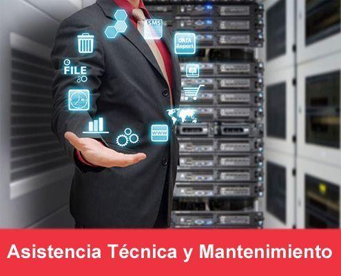 asistencia técnica y mantenimiento informático
