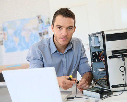 soporte técnico de mantenimiento informático